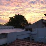 Puesta del sol HD Fotos de archivo