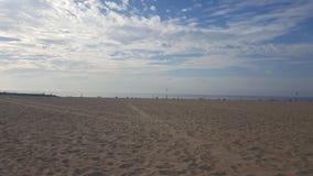 Puesto de observación de la playa Fotografía de archivo libre de regalías