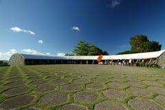Puesto de observación de los tops sobre Cebú, Cebú, Filipinas Imagen de archivo libre de regalías