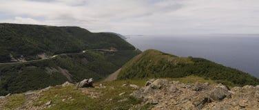 Puesto de observación del rastro del horizonte Fotografía de archivo