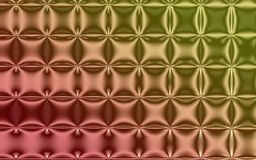 Puff color fractal background Royalty Free Stock Images