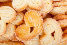 Puff cookies Royalty Free Stock Image