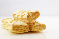Puff a Cookies Royalty Free Stock Photography