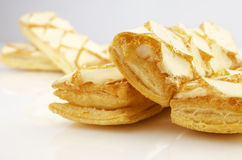Puff a Cookies Royalty Free Stock Photo