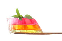 Puff jelly Royalty Free Stock Photo