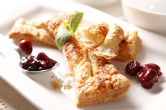 Free Puff Pastry Royalty Free Stock Photography - 22439417