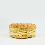 Puff pastry mince pie Royalty Free Stock Images