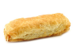 Puff pastry rolls called `banketstaaf` Stock Images