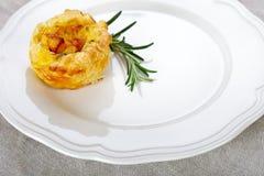Savory pie Stock Image