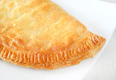 Puff pastry rustic Stock Photo