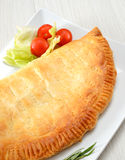 Puff pastry rustic Royalty Free Stock Image