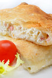 Puff pastry rustic Royalty Free Stock Photo