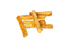 Puff pastry sticks on isolated background. Puff pastry cheese sticks on isolated background Stock Image