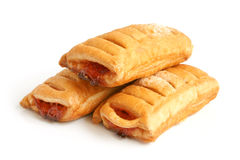 Free Puff Pastry With Jam Royalty Free Stock Images - 16495729
