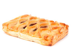 Puff pie Royalty Free Stock Photography