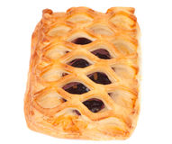 Puff pie Royalty Free Stock Image