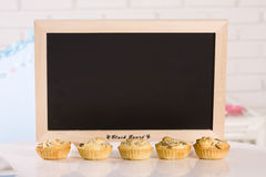 Puff & Pie Bakery Stock Photography