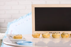 Puff & Pie Bakery Royalty Free Stock Image