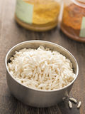 Puffed rice Royalty Free Stock Photography