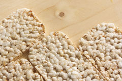 Puffed rice Royalty Free Stock Images