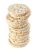 Puffed rice snack Stock Photography