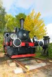 Puffer Train Royalty Free Stock Image