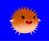 Pufferfish royalty-vrije illustratie