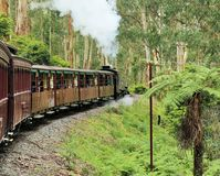 Puffing Billy Royalty Free Stock Photos