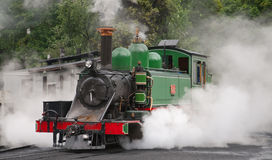 Puffing billy Stock Photo
