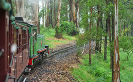 Puffing billy Stock Photos