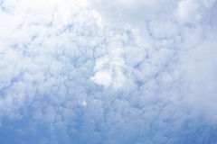 Puffy cloud Royalty Free Stock Images