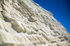Pug of Scala dei Turchi Royalty Free Stock Image