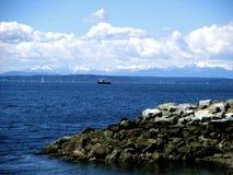 Puget Sound fotografia de stock