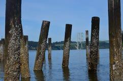 Puget Sound foto de stock