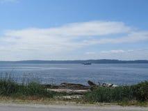 Puget Sound prom Zdjęcie Royalty Free