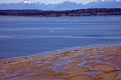 Puget sound, USA Royalty Free Stock Photos