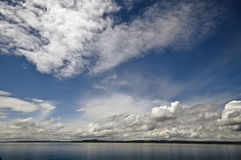 Puget Sound, Washington Royalty Free Stock Image