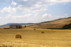 Between Puglia and Basilicata (Italy) Stock Photo