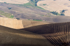 Between Puglia and Basilicata (Italy): landscape Royalty Free Stock Photography