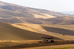 Between Puglia and Basilicata (Italy):landscape Stock Photography