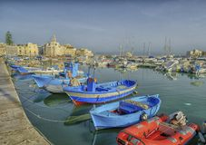 Puglia stock image
