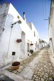 Puglia - Italië Royalty-vrije Stock Afbeelding