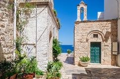 Puglia, Polignano a Mare Royalty Free Stock Image