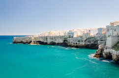 Puglia, Polignano a Mare Stock Photos