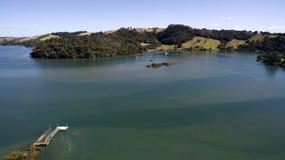 Puhoi river, New Zealand Stock Image