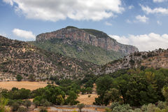 Puig de s�Alcadena Stock Photos