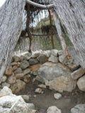 Puig de sa Morisca Moorish Peak archaeological park in Majorca Royalty Free Stock Photography
