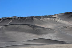 Puimstenen in Campo DE Piedra Pomez, Catamarca, Argentinië Stock Foto