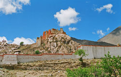 Puinsoling Monastery Royalty Free Stock Images