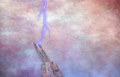 Puissance d'Art Background illustration stock